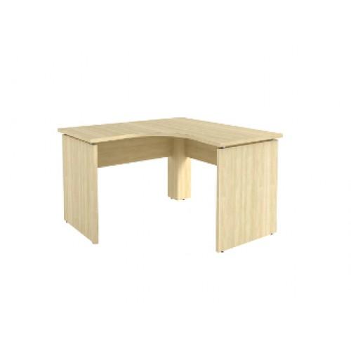 Mesa em L com pé painel Avantti